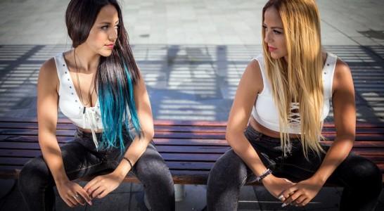"""""""Somos dos chicas de barrio que hemos recorrido el mundo cumpliendo un sueño"""""""