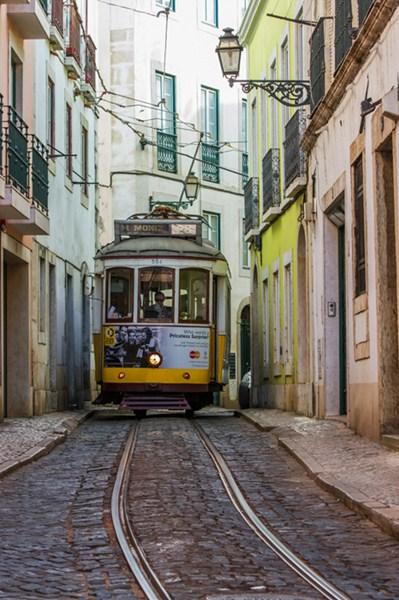 Lisboa. / DA