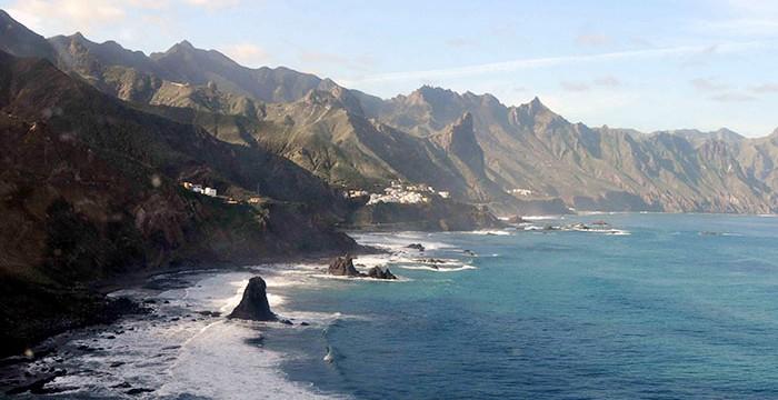 Anaga recibe de la Unesco el título de Reserva Mundial de la Biosfera