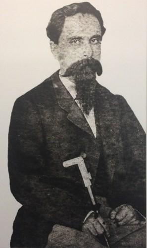 Retrato de Alejandro Ossuna. / DA