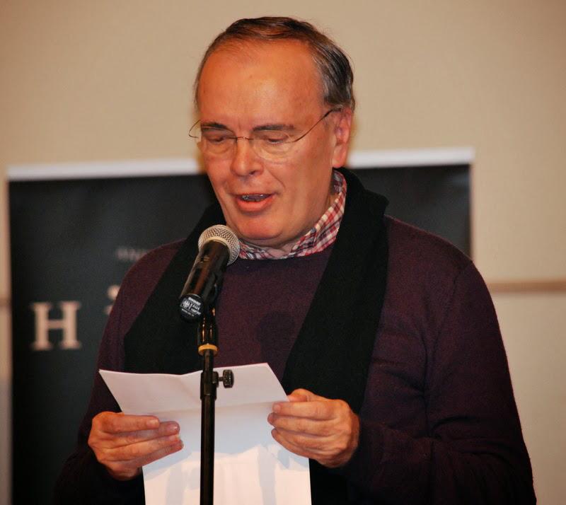 Antonio Hernández, escritor y poeta. Invitado al tercer Festival Periplo. / DA