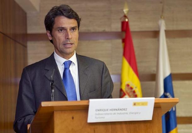 Enrique Hernández Bento, subsecretario de Estado de Turismo. / DA