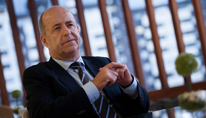 Pedro Ortega, consejero de Economía, Energía Industria y comercio del Gobierno de Canarias. / FRAN PALLERO