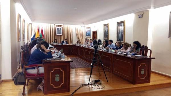 El Pleno aprobó los trabajos, que tendrán un coste de más de 91.000 euros. | DA