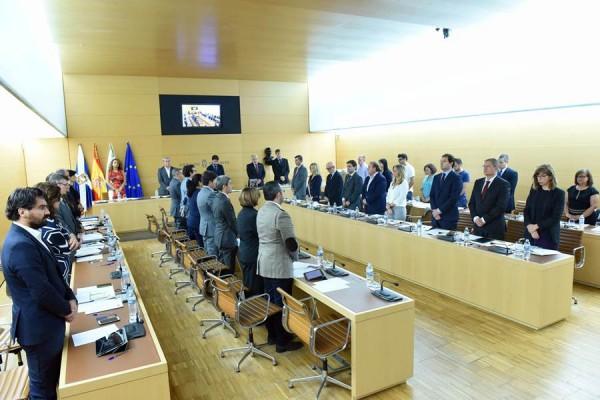 El Pleno pedirá incluir las acciones de la TF-5 en el Convenio de Carreteras. | SERGIO MÉNDEZ