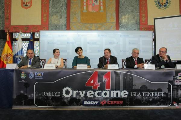 La presentación tuvo lugar ayer en el Cabildo. | DA