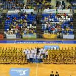 18-10-2015 la laguna partido de baloncesto ACB iberostar tenerife andorra