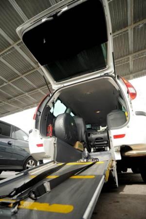 El 5% de la flota debería estar conformada por taxis adaptados. | F. P.