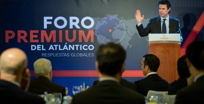"""Soria: """"La recuperación económica peligra si hay un cambio político"""""""
