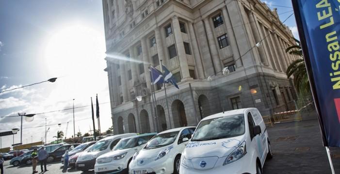 El Cabildo impulsa el uso del coche eléctrico en Tenerife