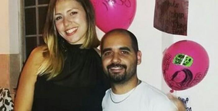 Andrea pudo ver a la familia tras llevar tres meses detenida
