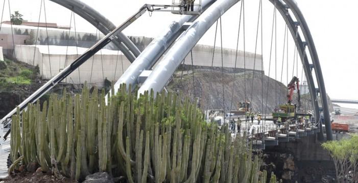 El Gobierno reclama al Cabildo casi dos millones para obras del anillo