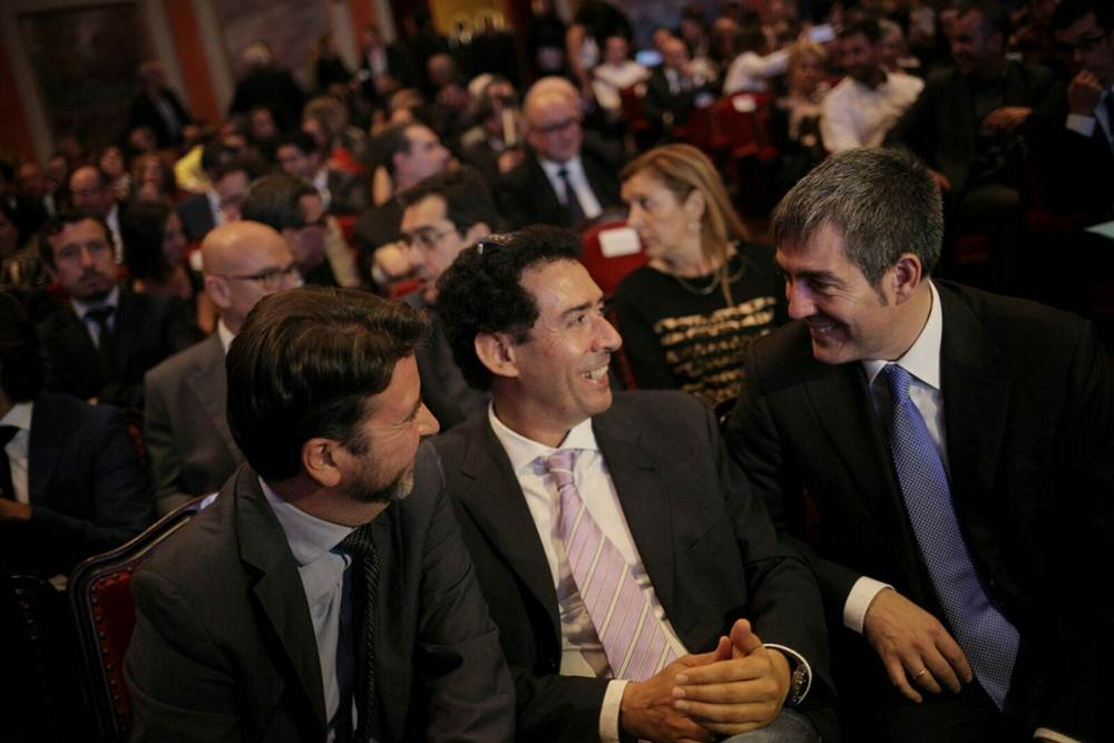 Alonso, Fernández y Clavijo