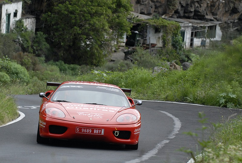 Armide Martin Ferrari La Palma