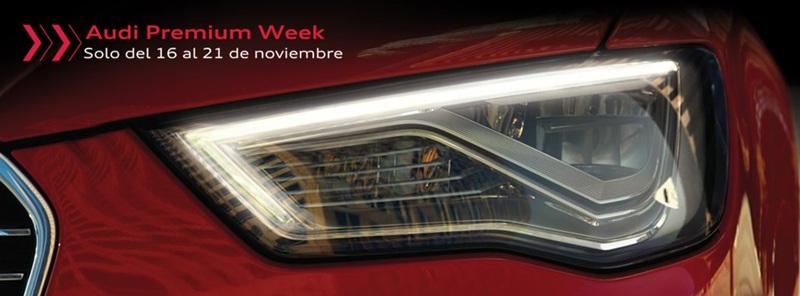 La Audi Premium Week se celebra del 13 al 18 de julio. | DA