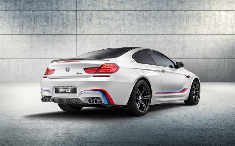 BMW M6 Coupe Competition Edition 1