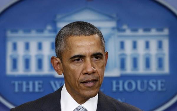 El presidente Barack Obama durante su intervención. | REUTERS