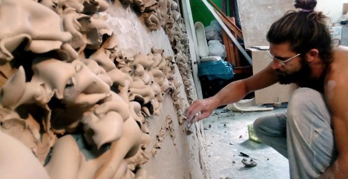El mundo de cerámica de Tahíche