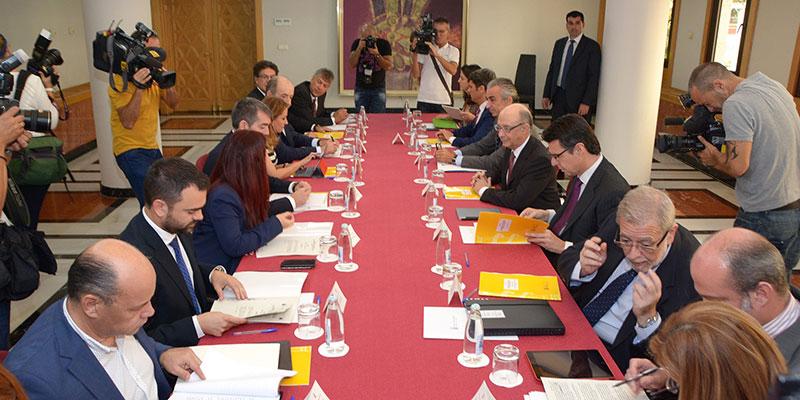 Comisión bilateral Administración General del Estado-Canarias