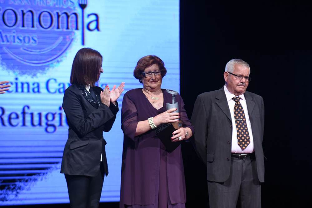 El premio a la mejor cocina canaria  Restaurante El Refugio en La Restinga