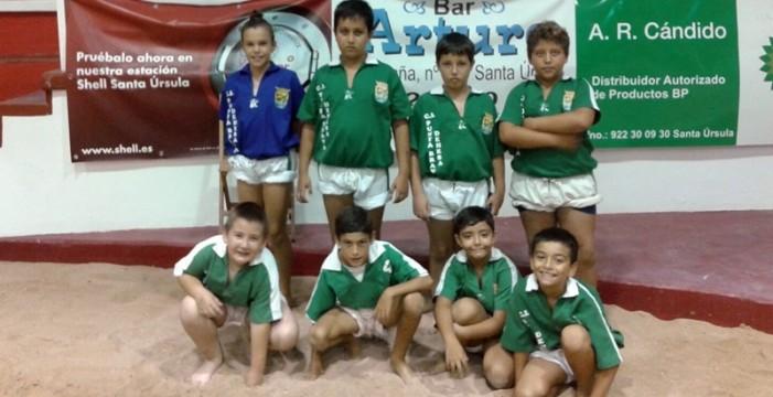 La escuela de Punta Brava continuará en los Juegos Cabildo de Tenerife