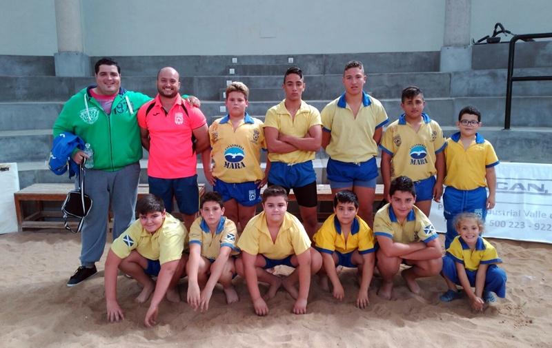 Escuela Lucha canaria San Miguel