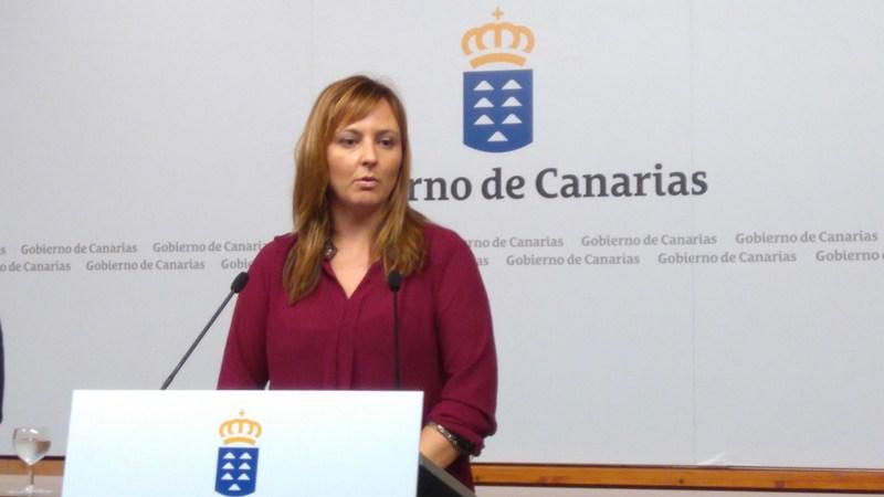 Barreto, consejera de Política Territorial, Sostenibilidad y Seguridad. / DA