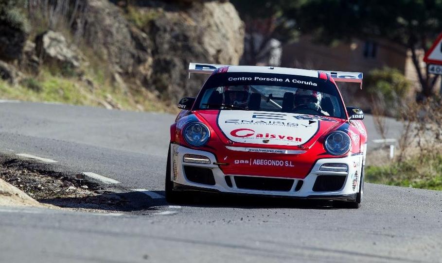 Ivan Ares Porsche Madrid