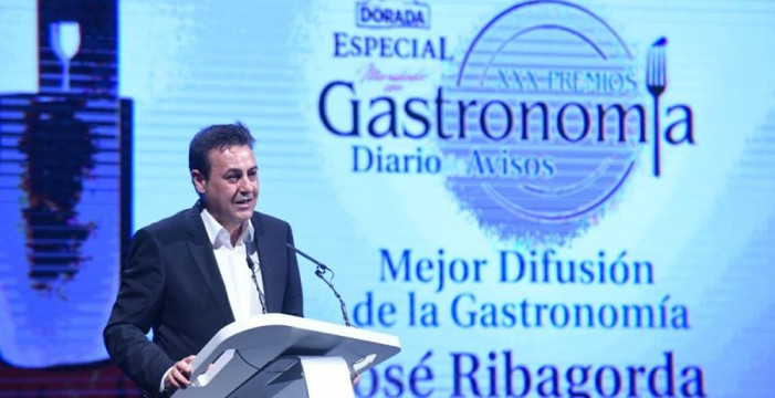 Galería de imágenes de la Gala de los Premios de Gastronomía