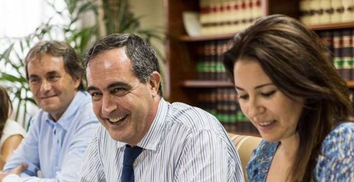 Niederleytner y Santos comandarán el colegio de abogados tinerfeño