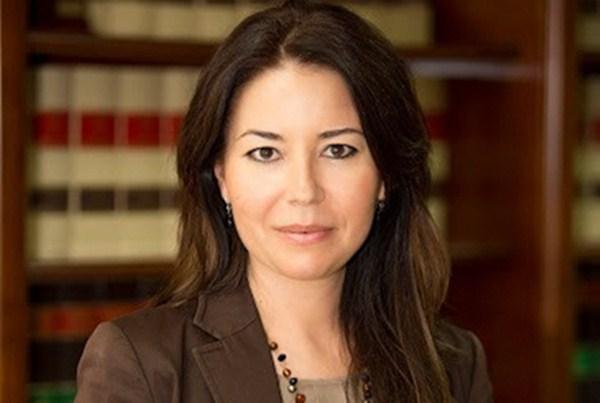 Mila Pacheco Pérez, abogada asesora jurídica de la Federación de Lucha Canaria. / A.D.