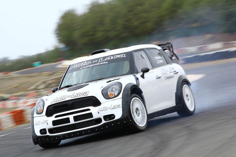 Mikko Hirvonen-Jarmo Lehtinen competirán con el Mini de Auto Laca