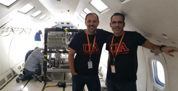 Científicos españoles transforman la orina en nitrógeno para la NASA