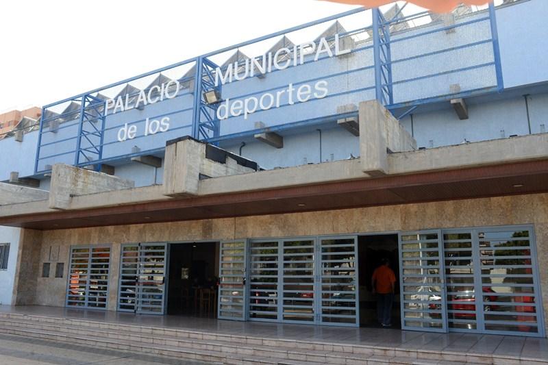 El proyecto dotará al pabellón de un aparcamiento de 8.500 metros cuadrados y nuevas salas. / S. MÉNDEZ