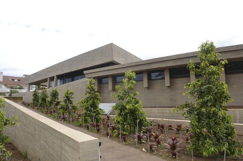 La remodelación del Jardín Botánico incluye un centro de visitantes. / DA