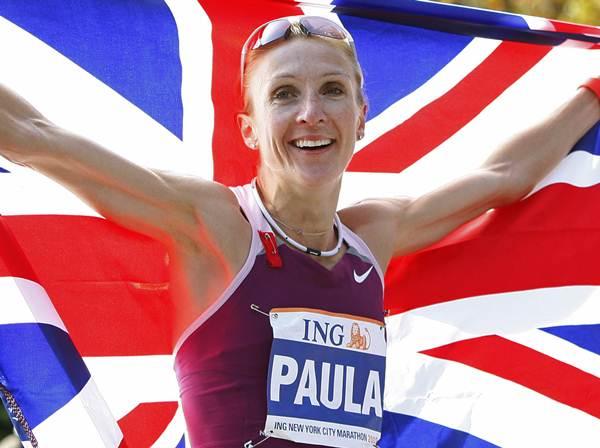 Paula Radcliffe Prueba: Maratón Registro: 2:15:25 Fecha: 14 abril 2003 Lugar: Maratón de Londres