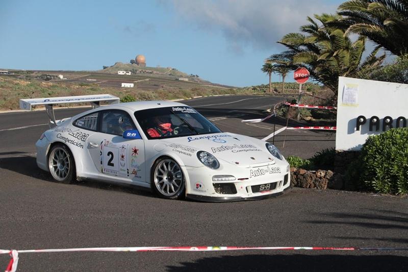 Yeray Lemes Rally Isla de Lanzarote SERGIO BETANCORT  2015 Sergio Foto