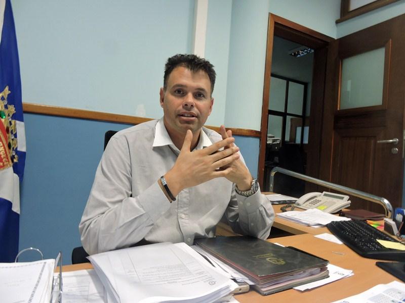 Carlos Sabina, portavoz del Grupo Municipal de CC de Candelaria. / NORCHI