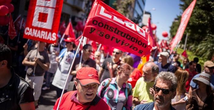 La Administración regional tiene  un total de 282 liberados sindicales
