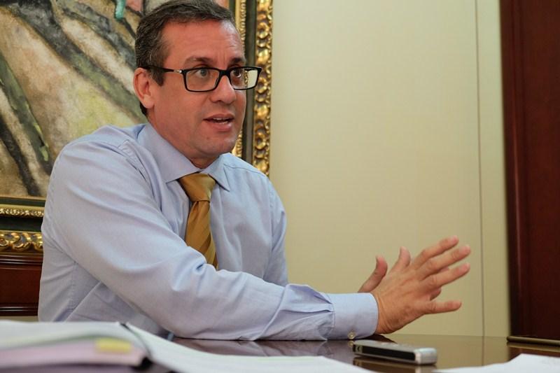 Mauricio Roque González, director general de Protección a la Infancia y la Familia del Gobierno canario. / CEDIDA