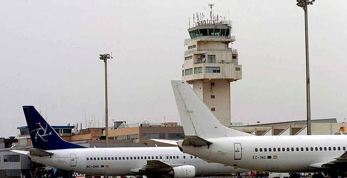 Tenerife Sur pierde pasajeros por el descenso de rusos y alemanes