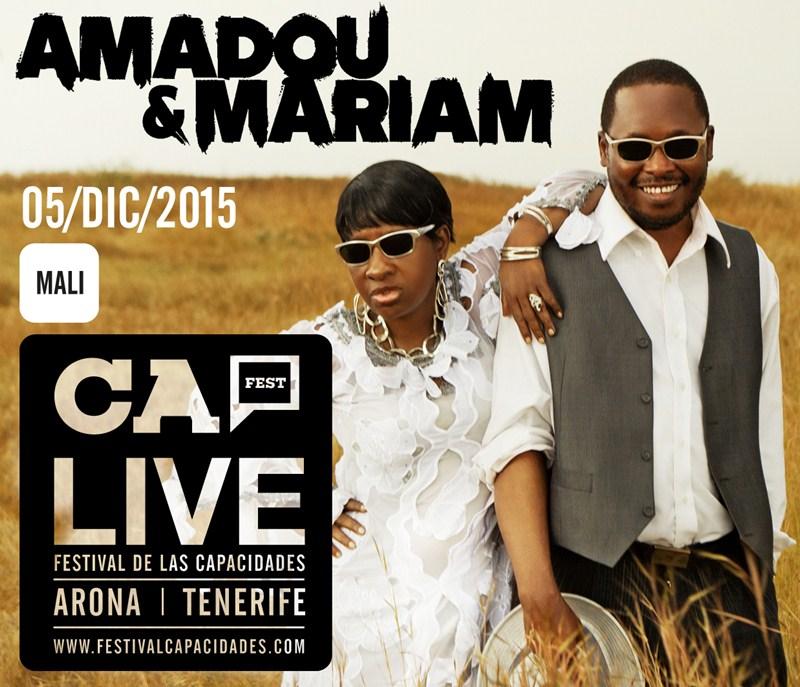 Amadou & Mariam . / DA