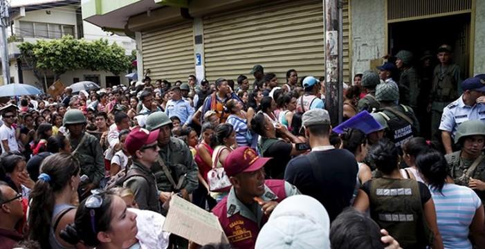 La pobreza campa a sus anchas en la mayoría de hogares venezolanos