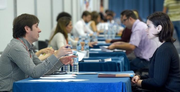 Expoempleo acoge en dos días 2.000 entrevistas a 800 parados