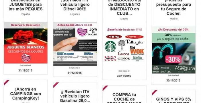 Tarifas Blancas, una web de descuentos directos para desempleados y personas con discapacidad