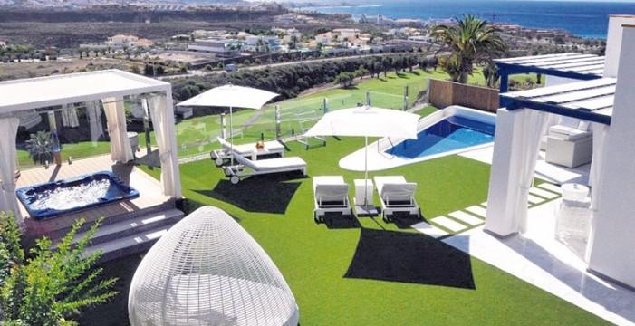 El Hotel Suite Villa María estrena su nueva villa Bellavista