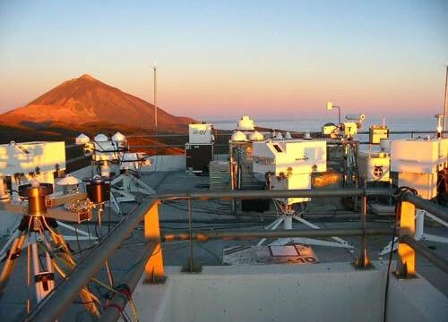 Izaña, el mejor medidor mundial del principal gas de efecto invernadero