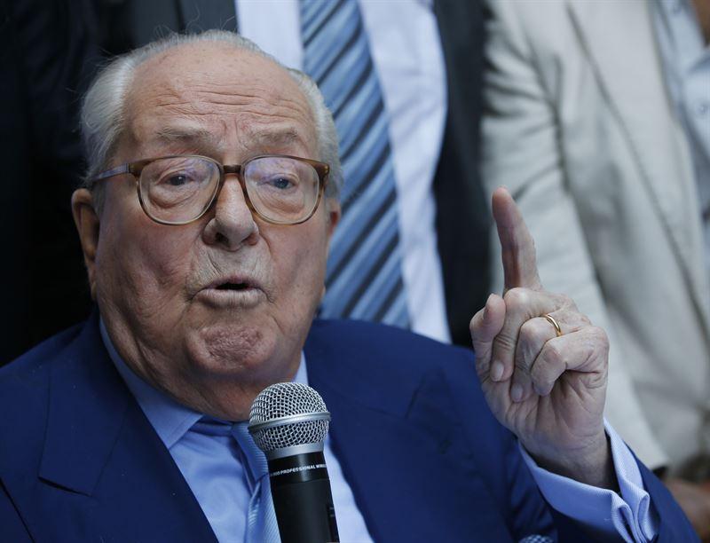 Jean Marie Le Pen. / REUTERS