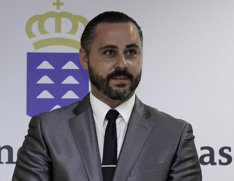 José Gregorio Pérez Medina, director del Instituto Canario de la Vivienda. / DA
