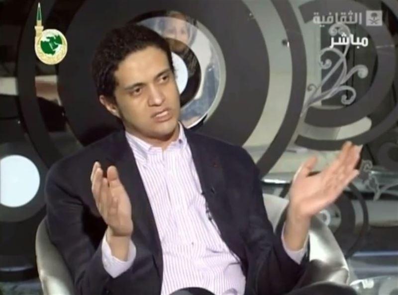 Ashraf Fayad, poeta palestino condenado a muerte. /  YOUTUBE